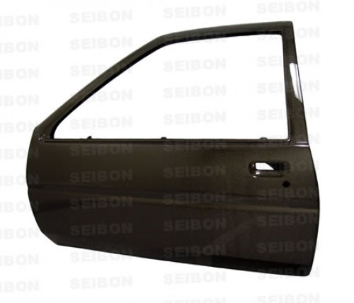 OEM-style carbon fiber doors for 1984-1987 Toyota Corolla AE86 *OFF ROAD USE ONLY! (pair)