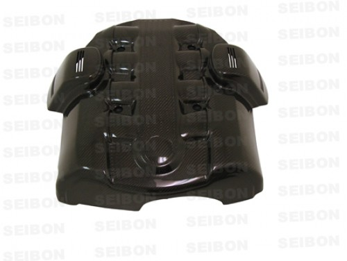 CARBON FIBER ENGINE COVER FOR 2004-2005 BMW E60 545I / E63 645CI