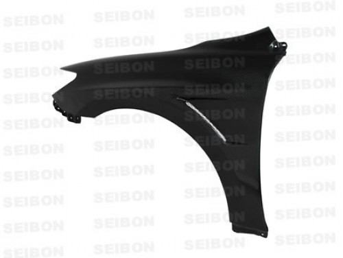 Carbon fiber fenders for 2005-2010 Scion TC (10mm Wider) (pair)