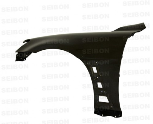 Carbon fiber fenders for 2008-2010 Lexus ISF (pair)
