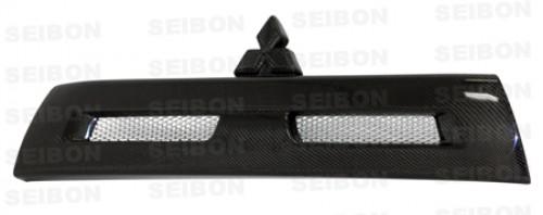 Carbon fiber front grille for 2008-2012 Mitsubishi Lancer EVO X