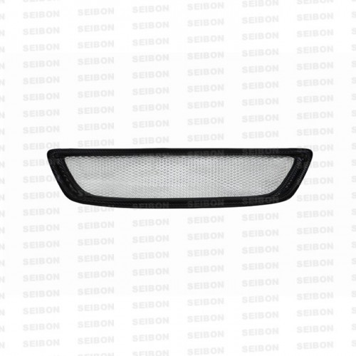 TT-style carbon fiber front grille for 1998-2004 Lexus GS series