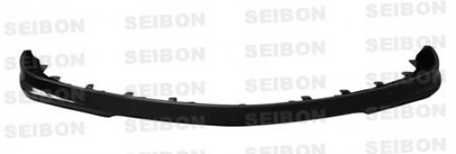 DL-style carbon fiber front lip for 2003-2005 Mitsubishi EVO8