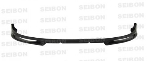 TT-style carbon fiber front lip for 2006-2009 Volkswagen Golf GTI