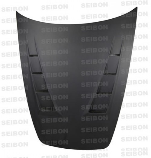 MG-style DRY CARBON hood for 2000-2010 Honda S2000..*ALL DRY CARBON PRODUCTS ARE MATTE FINISH!