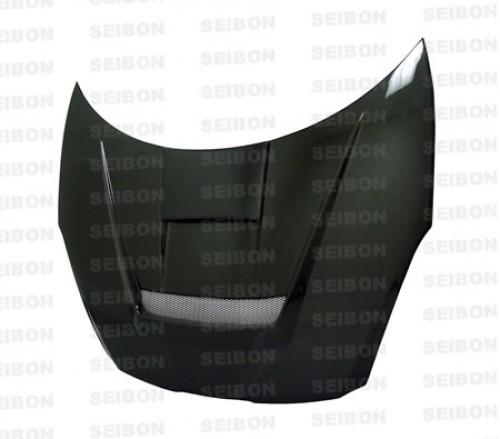 VSII-style carbon fiber hood for 2000-2005 Toyota Celica