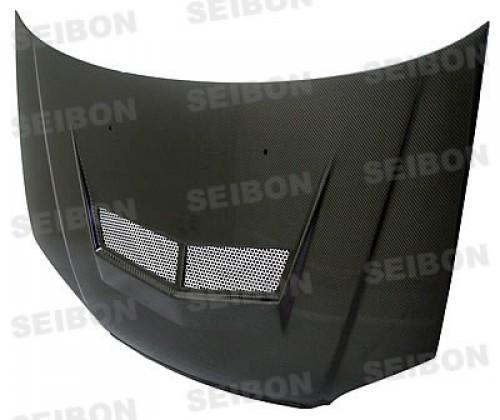 VSII-style carbon fiber hood for 2001-2003 Honda Civic