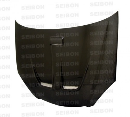MG-style carbon fiber hood for 2002-2007 Acura RSX