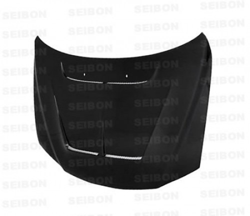 TM-style carbon fiber hood for 2003-2006 Mazda 6