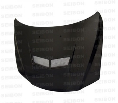 VSII-Style Carbon Fiber Hood for 2003-2006 Mazda 6