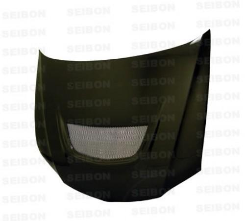 OEM-style carbon fiber hood for 2003-2007 Mitsubishi Lancer EVO