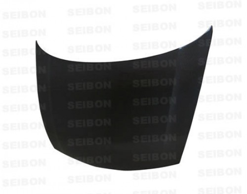 OEM-style carbon fiber hood for 2006-2010 Honda Civic 4DR JDM / Acura CSX
