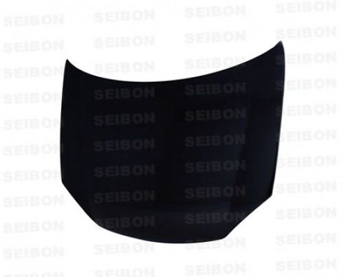 OEM-style carbon fiber hood for 2006-2009 VW Golf GTI (Shaved)
