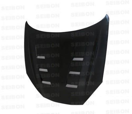 TS-style carbon fiber hood for 2007-2008 Hyundai Tiburon