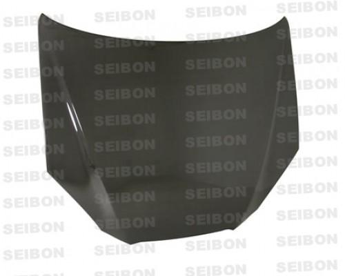 OEM-style carbon fiber hood for 2008-2012 Hyundai Genesis 2DR