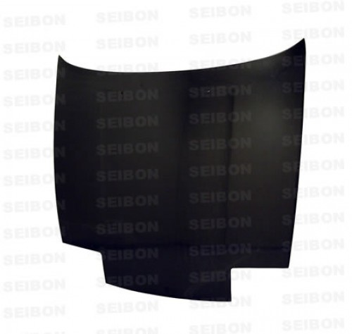 OEM-style carbon fiber hood for 1989-1994 Nissan 240SX