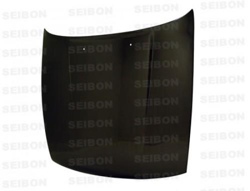 OEM-style carbon fiber hood for 1989-1994 Nissan S13