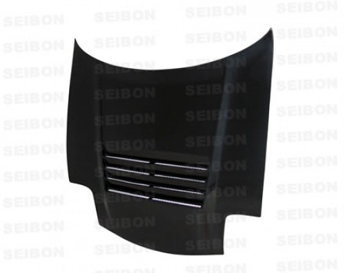 DS-style carbon fiber hood for 1993-2002 Mazda RX-7