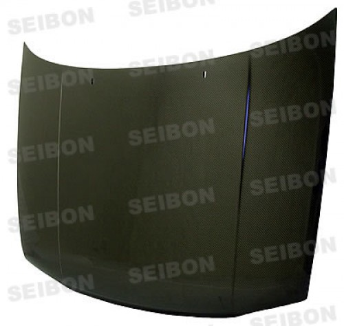 OEM-style carbon fiber hood for 1993-1998 Volkswagen Golf III