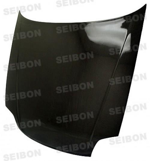 OEM-style carbon fiber hood for 1997-2001 Honda Prelude