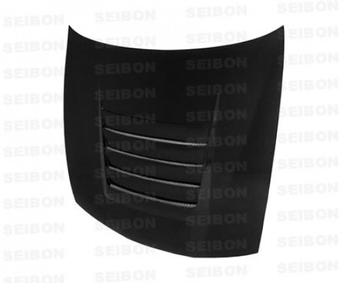 TR-style carbon fiber hood for 1997-1998 Nissan 240SX