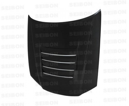 DS-style carbon fiber hood for 1999-2001 Nissan Skyline R34 GT-R