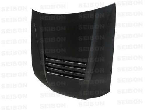 DS-style carbon fiber hood for 1999-2001 Nissan S15