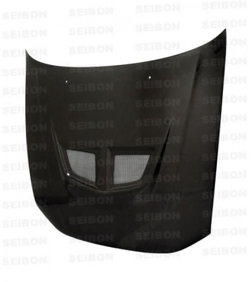 EVO-style carbon fiber hood for 1999-2003 Mitsubishi Galant
