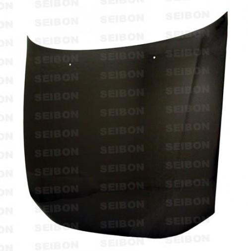 OEM-style carbon fiber hood for 1999-2003 Mitsubishi Galant