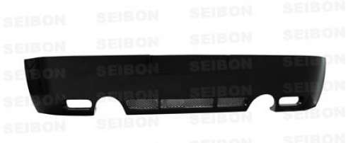 TT-style carbon fiber rear lip for 2006-2009 Volkswagen Golf GTI