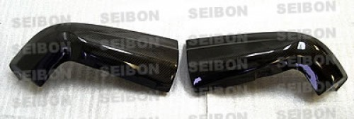 TR-style carbon fiber rear lip for 1998-2001 Acura Integra 2DR