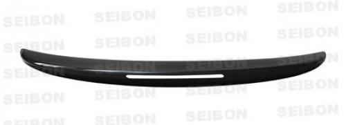 OEM-style carbon fiber rear spoiler for 2008-2010 Infiniti G37 2DR