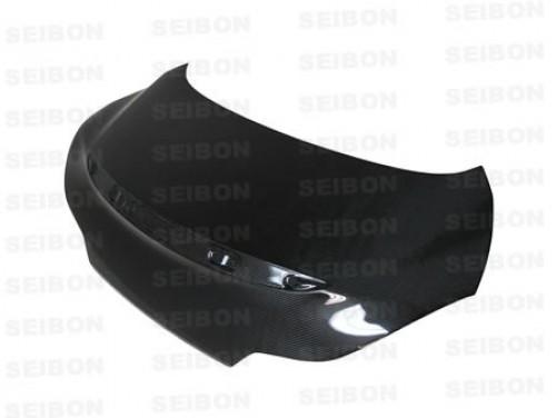 OEM-style carbon fiber trunk lid for 2008-2013 Infiniti G37 / Q60 2DR