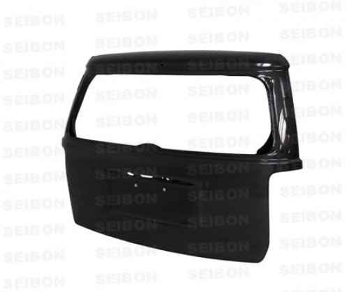 OEM-style carbon fiber trunk lid for 2008-2012 Scion XB