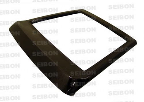 OEM-style carbon fiber trunk lid for 1984-1987 Toyota Corolla AE86 HB