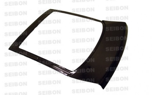 OEM-style carbon fiber trunk lid for 1989-1994 Nissan 240SX HB