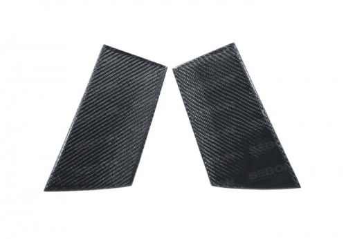 CARBON FIBRE B-PILLAR FOR 2009-2019 NISSAN 370Z