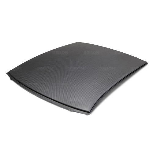 DRY CARBON ROOF REPLACEMENT FOR 2016-2017 HONDA CIVIC COUPE*