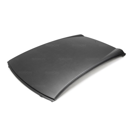DRY CARBON ROOF REPLACEMENT FOR 2017-2019 HONDA CIVIC HATCHBACK*