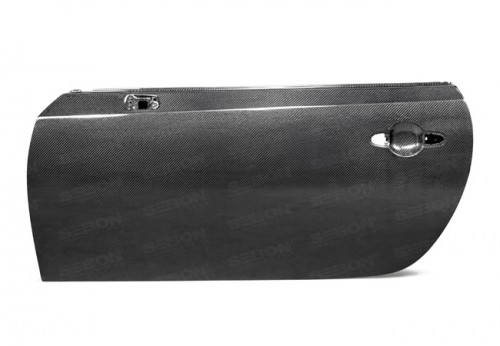 OEM-STYLE CARBON FIBER DOORS FOR 2013-2018 TOYOTA GT86 / SUBARU BRZ*