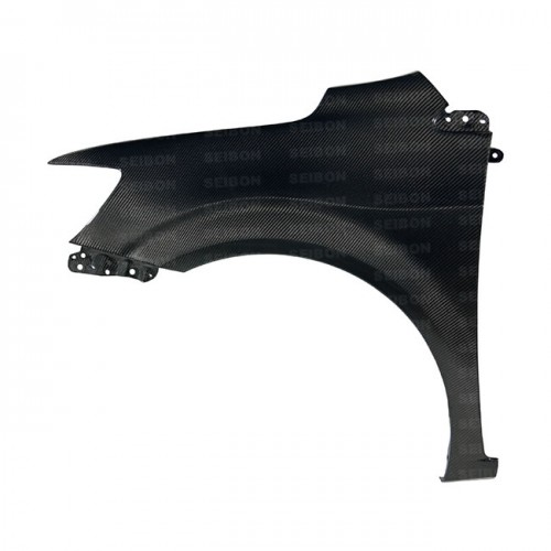Carbon fiber fenders for 2012 Chevrolet Sonic (pair)