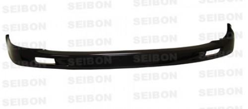 MG-style carbon fiber front lip for 1992-1995 Honda Civic 2DR/HB