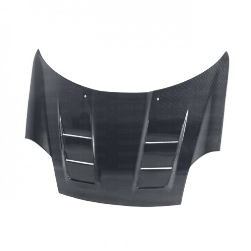 TS-STYLE CARBON FIBRE BONNET FOR 2000-2005 TOYOTA MR2 ROADSTER