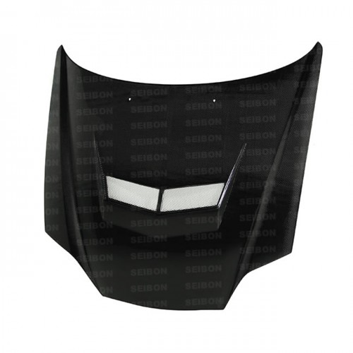 VSII-style carbon fiber hood for 2003-2006 Hyundai Tiburon