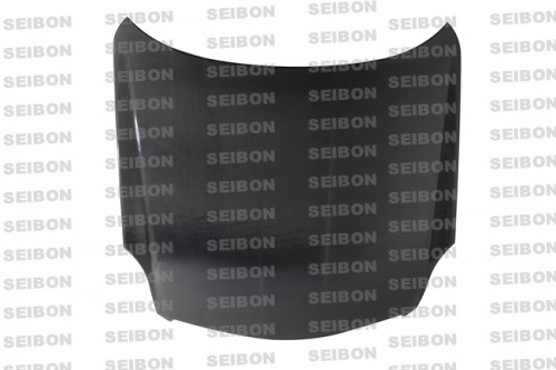 OEM-style carbon fiber hood for 2003-2004 Infiniti G35 4DR