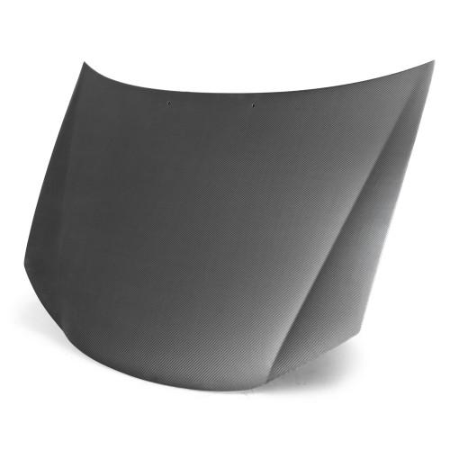 OEM-Style Carbon Fiber Hood for 2005-2006 Kia Spectra (Matte Finish)