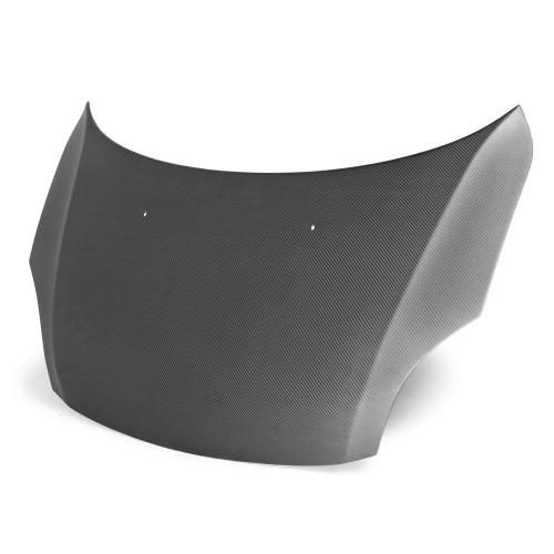 OEM-Style Carbon Fiber Hood for 2005-2007 Suzuki Swift (Matte Finish)