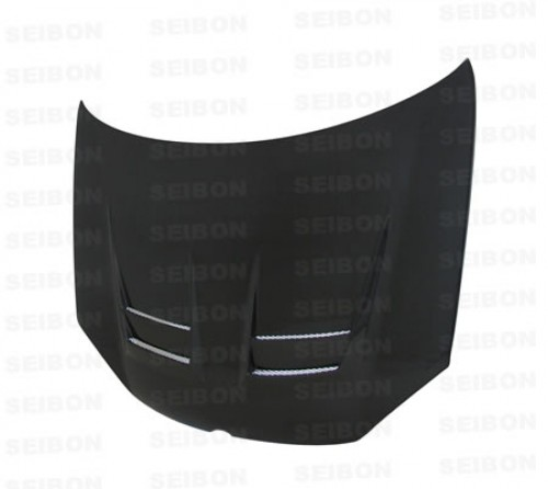DV-style carbon fiber hood for 2006-2009 VW Golf GTI
