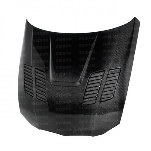 GTR-STYLE CARBON FIBER HOOD FOR 2008-2013 BMW E92 M3 COUPE*