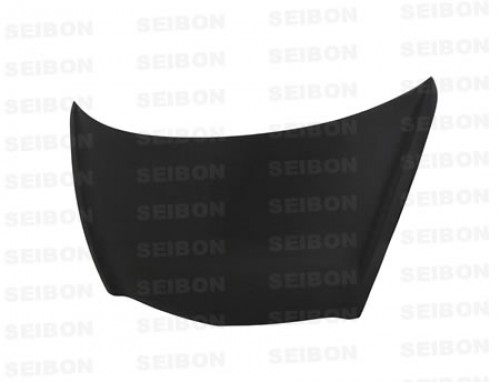 OEM-Style Carbon Fiber Hood for 2003-2008 Honda Jazz (JDM)